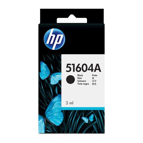 HP 51604A inktcartridge Origineel Zwart 1 stuk(s)