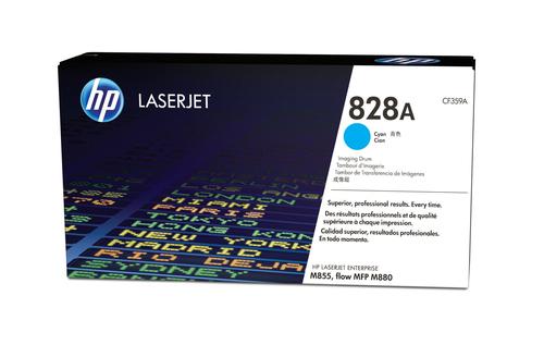 HP 828A cyaan LaserJet fotogevoelige rol
