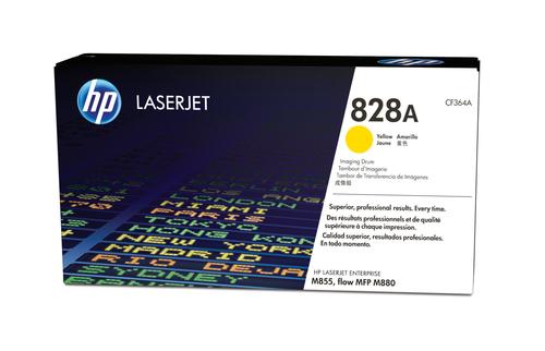 HP 828A gele LaserJet fotogevoelige rol