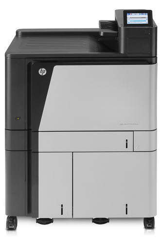 HP LaserJet Color Enterprise M855x+ printer
