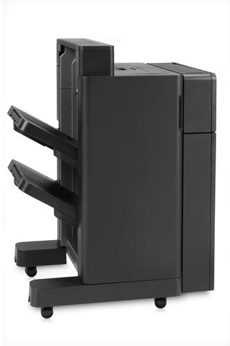 HP LaserJet Stapler/Stacker with 2/4 hole punch
