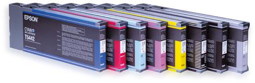 Epson inktpatroon Cyan T544200 220 ml inktcartridge