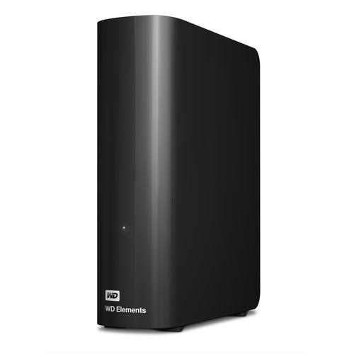 Western Digital WD Elements Desktop 4000GB Black external hard drive