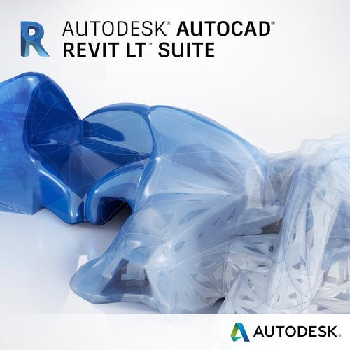 Autodesk AutoCAD Revit LT Suite, 1U, 1Y