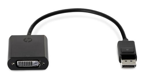 HP DisplayPort-naar-DVI-adapter