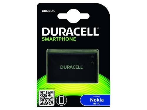 Duracell 3.7V 1000mAh Lithium-Ion 1000mAh 3.7V rechargeable battery