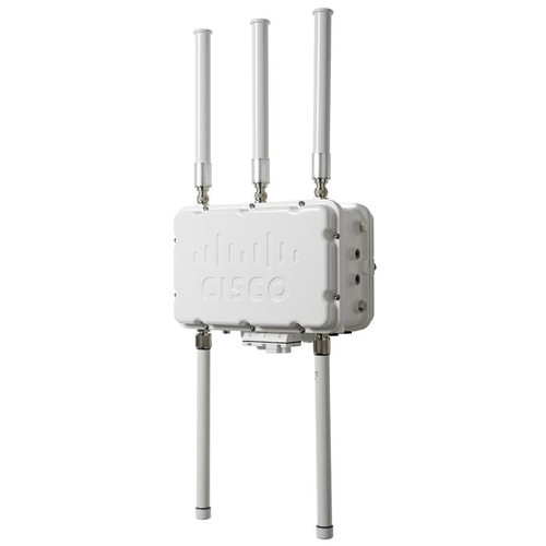 Cisco Aironet 1552S WLAN toegangspunt 1000 Mbit/s Power over Ethernet (PoE) Wit