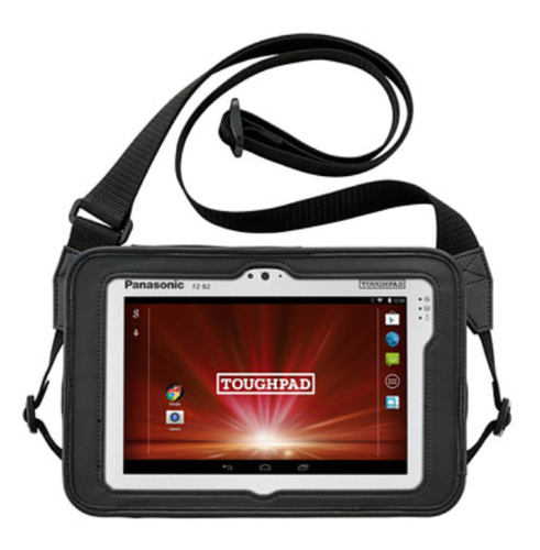 Panasonic PCPE-INFM1SS Tablet Nylon Black strap