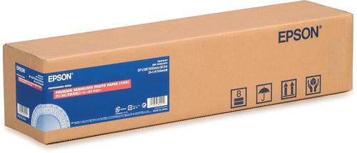 "Epson Premium Semigloss Photo Paper Roll, 24"" x 30,5 m, 250g/m²"