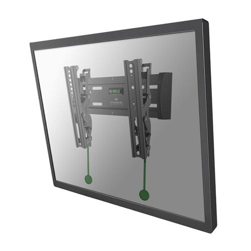 """Newstar NM-W125BLACK 40"""" Black flat panel wall mount"""