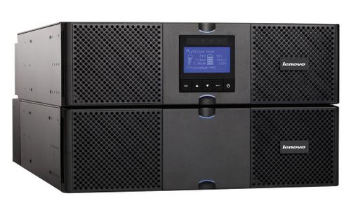 Lenovo RT8kVA Double-conversion (Online) 800VA 4AC outlet(s) Tower Black uninterruptible power supply (UPS)
