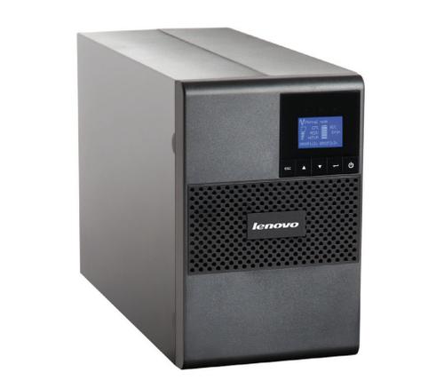 Lenovo T1kVA Line-Interactive 1150VA 8AC outlet(s) Tower Black uninterruptible power supply (UPS)
