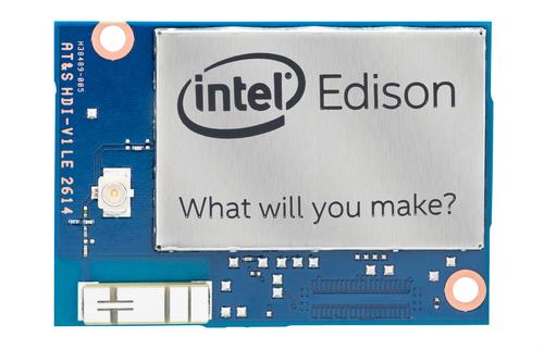 Intel EDI2.SPON.AL.MP development board 500 MHz Intel® Atom™