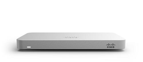 Cisco Meraki MX64 firewall (hardware) 250 Mbit/s