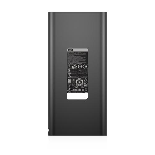 DELL PW7015L Lithium-Ion (Li-Ion) 18000mAh Black power bank