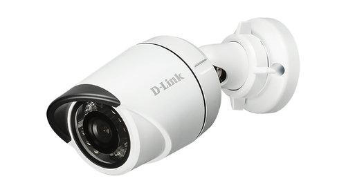 D-Link DCS-4701E IP security camera Indoor & outdoor Bullet White security camera