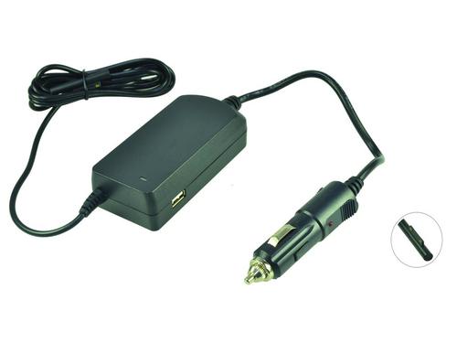 2-Power CCC0742G 36W Black,Green power adapter/inverter