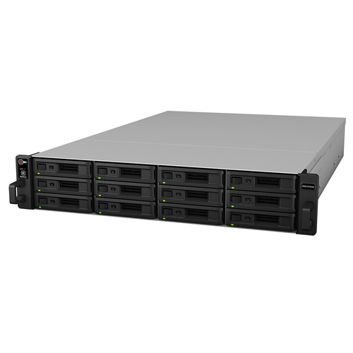 Synology RXD1215sas Black disk array