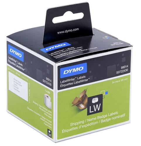 DYMO S0722430 Black,White 220pc(s) self-adhesive label