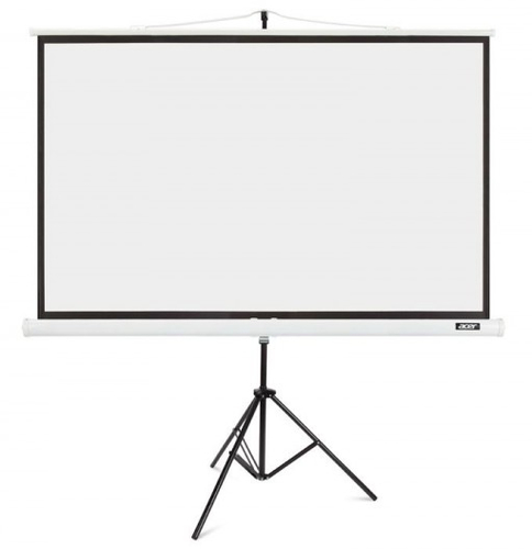 """Acer T87-S01MW 87"""" 4:3 White projection screen"""