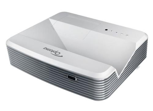 Optoma W320USTi beamer/projector Projector met normale projectieafstand 4000 ANSI lumens DLP WXGA (1280x800) 3D Grijs