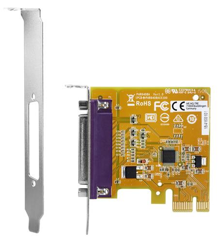 HP PCIe x1 parallelle-poortkaart