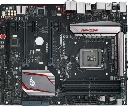 ASUS MAXIMUS VIII GENE Intel Z170 LGA 1151 (Socket H4) Micro ATX moederbord