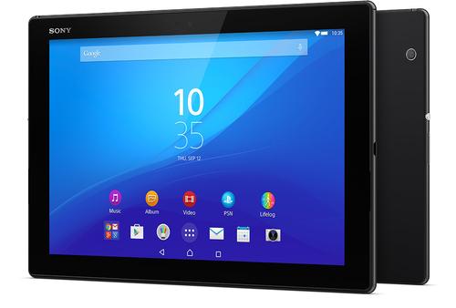 """Sony Xperia Z4 4G LTE 32 GB 25,6 cm (10.1"""") Intel® Celeron® 3 GB Wi-Fi 5 (802.11ac) Android Zwart"""