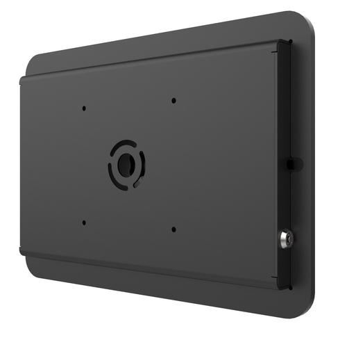 """Maclocks Rokku 9.7"""" Black tablet security enclosure"""