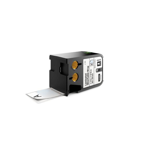 DYMO 1868708 Zwart op wit labelprinter-tape