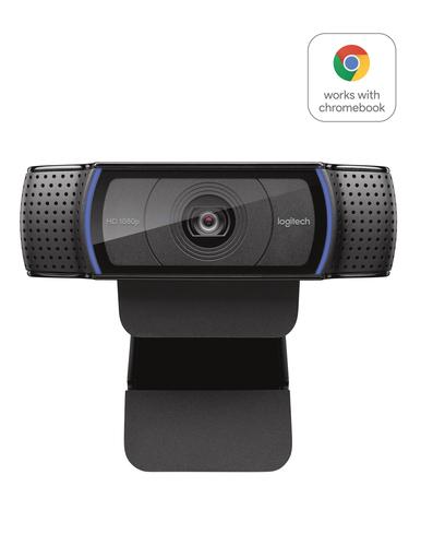 Logitech C920S Pro HD webcam 15 MP 1920 x 1080 Pixels USB 2.0 Zwart