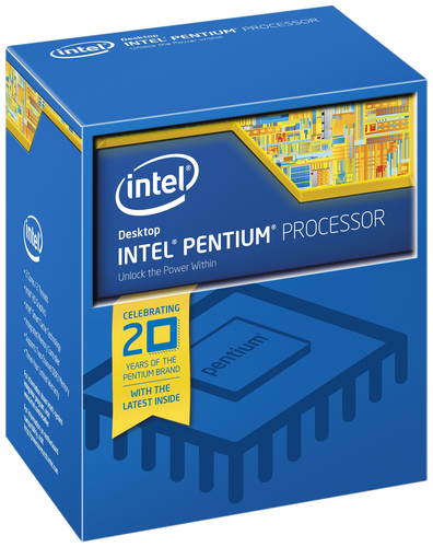 Intel Pentium G4520 processor 3,6 GHz 3 MB Smart Cache Box
