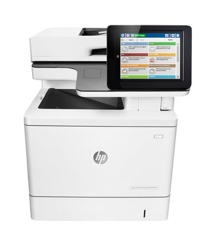 HP LaserJet MFP M577f Colour A4