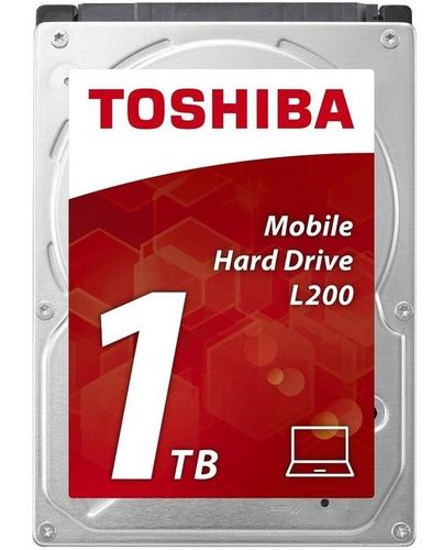 """Toshiba L200 1TB 2.5"""" 1000 GB SATA II"""