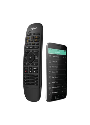Logitech Harmony Companion afstandsbediening IR-draadloos/wifi Audio, Kabel, DVR, Game console, Home cinema-systeem, PC, Smartp