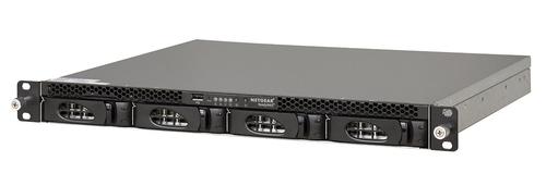 Netgear ReadyNAS 3138 NAS Rack (1U) Ethernet LAN Zwart