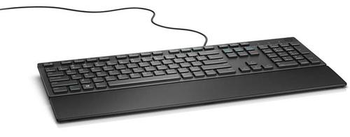 DELL KB216 toetsenbord USB QWERTY Nederlands Zwart