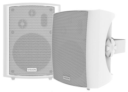 Vision SP-1800 50W Wit luidspreker