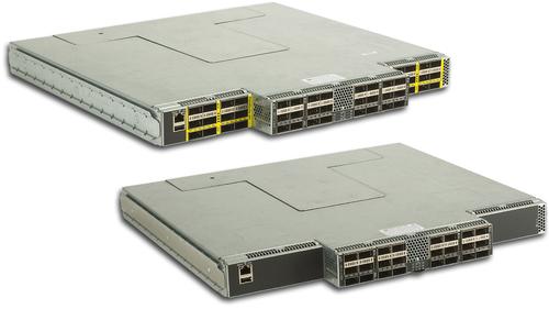 Intel Omni-Path Edge Switch 100 Series Unmanaged network switch 1U Grey