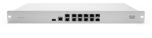 Cisco Meraki MX84 firewall (hardware) 1U 500 Mbit/s