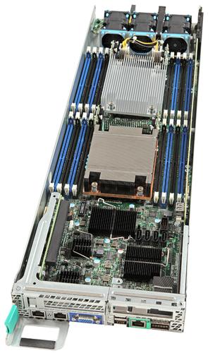 Intel HNS2600TPR Intel C612 LGA 2011-v3 server/workstation motherboard