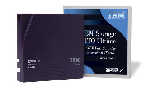 Lenovo 00WF771 lege datatape LTO 6000 GB 9,6 m