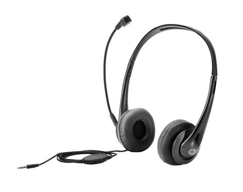 HP 3,5-mm stereo hoofdtelefoon