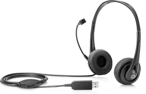 HP USB stereo hoofdtelefoon