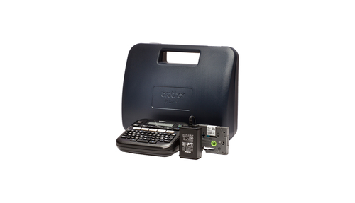 Brother PT-D210VP labelprinter Thermo transfer 180 x 180 DPI QWERTY