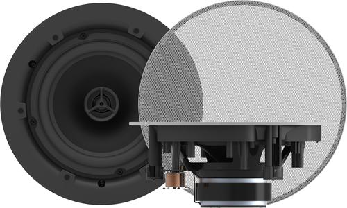 Vision CS-1800 luidspreker 2-weg 35 W Wit Bedraad