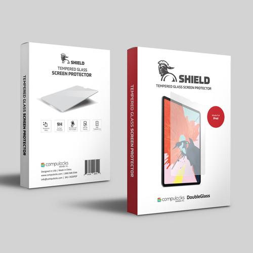 Maclocks DGSIPDP Doorzichtige schermbeschermer iPad PRO 1stuk(s) schermbeschermer