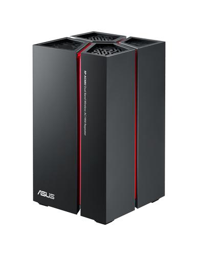 ASUS RP-AC68U Black, Red