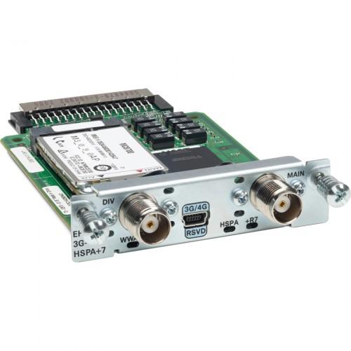Cisco EHWIC-3G-HSPA+7, Refurbished Cellular network router