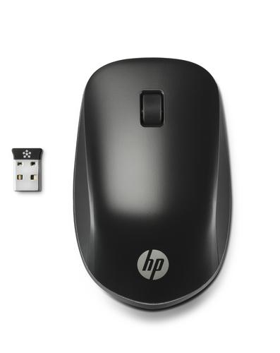 HP Ultra Mobile Wireless muis Ambidextrous RF Draadloos Optisch 1200 DPI